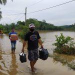 Jumat Berbagi Berkah Untuk Korban Banjir Dan Pasien Gangguan Jiwa Di Cilacap