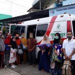 Jejak Perjalanan 6 tahun Layanan Ambulance GSC membersamai Dhuafa, Dari Cilacap Hingga Yogyakarta