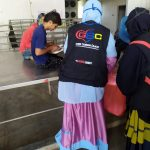 Sekotak Nasi Kebahagiaan Bagi Pejuang Nafkah Di TPI Lengkong Cilacap